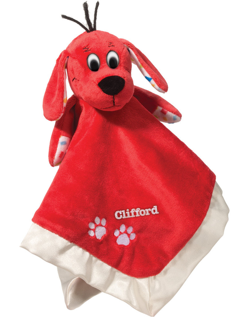CLIFFORD LIL' Snuggler Baby Toy By Douglas - BloxxToys