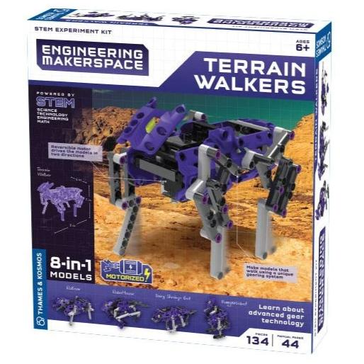 Terrain walkers by Thames and Kosmos