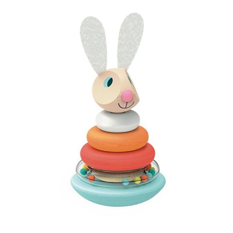 Carrot Roly Poly By Janod - Educational Toys - BloxxToys