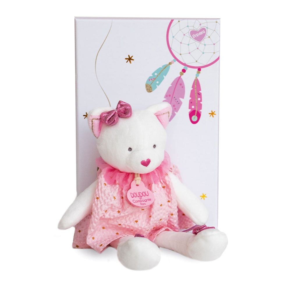 Cat Boheme Doll 20 cm By DouDou  Plush Toys Canada