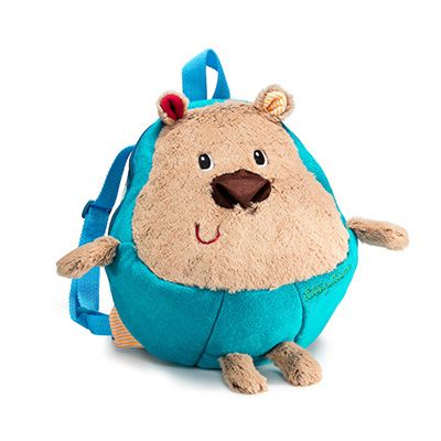 Cesar Soft Backpack - By Lilliputiens - BloxxToys Canada