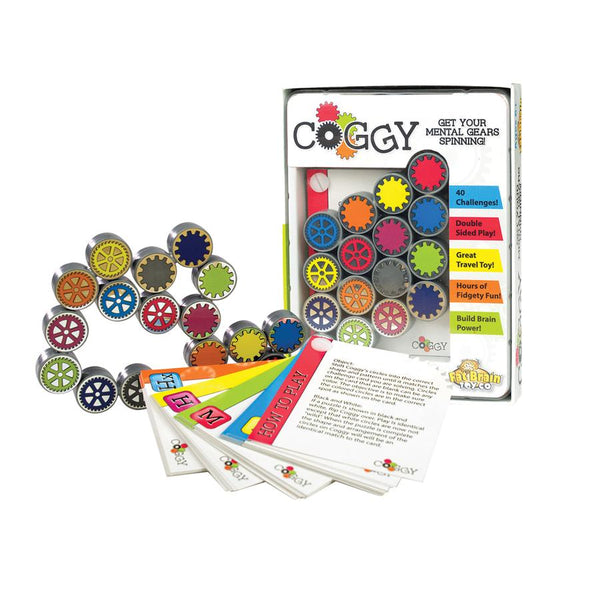 Coggy-Discover Brain teaser toy By Fat Brain Toys