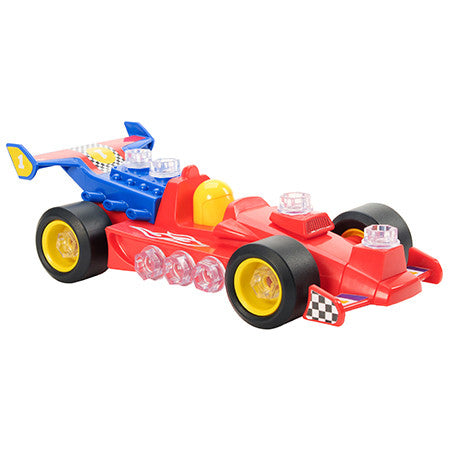 DESIGN & DRILL POWER PLAY VEHICLES RACE CAR - Bloxx Toys - Toronto Online Toys Store - 5