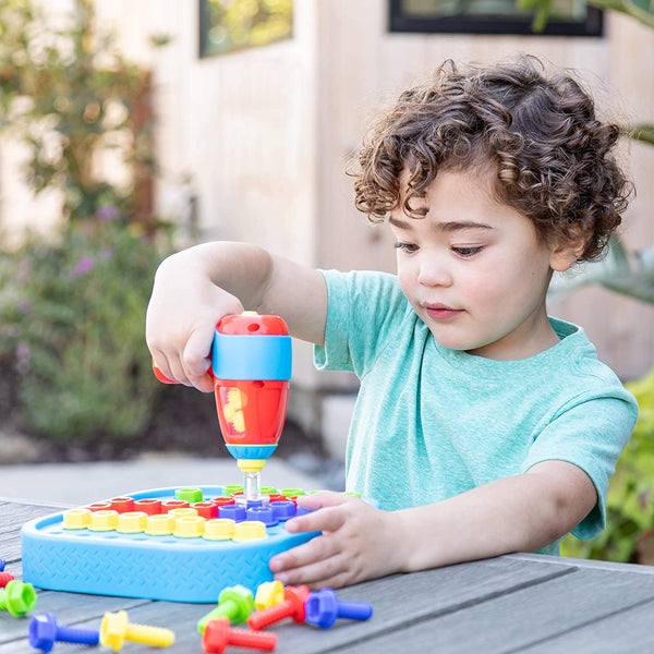 Design & Drill Bolt-It Bucket By Educational Insights - Bloxx Toys-Toronto,,AutismToys Montreal toys, Alberta toys, Ontario toys, Quebec toys, Children Toys,Kids Toys,Educational toys Online Toys Store Canada