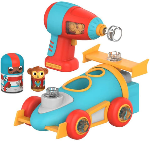 Design & Drill Bolt Buddies Race Car By Educational Insight - Bloxx Toys-Toronto,,AutismToys Montreal toys, Alberta toys, Ontario toys, Quebec toys, Children Toys,Kids Toys,Educational toys Online Toys Store Canada