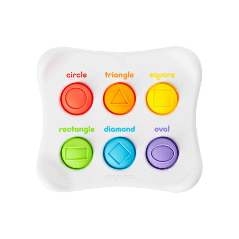 Dimpl Duo kid-friendly and educational toy