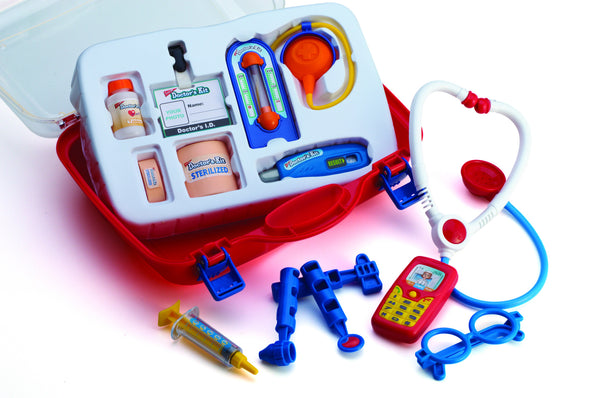 Doctor on Call Playing Set - Bloxx Toys - Toronto Online Toys Store - 2