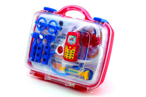 Doctor on Call Playing Set - Bloxx Toys - Toronto Online Toys Store - 1