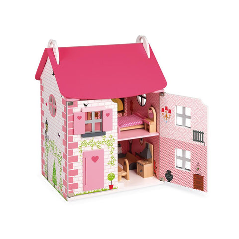 Doll House By Janod - BloxxToys Canada