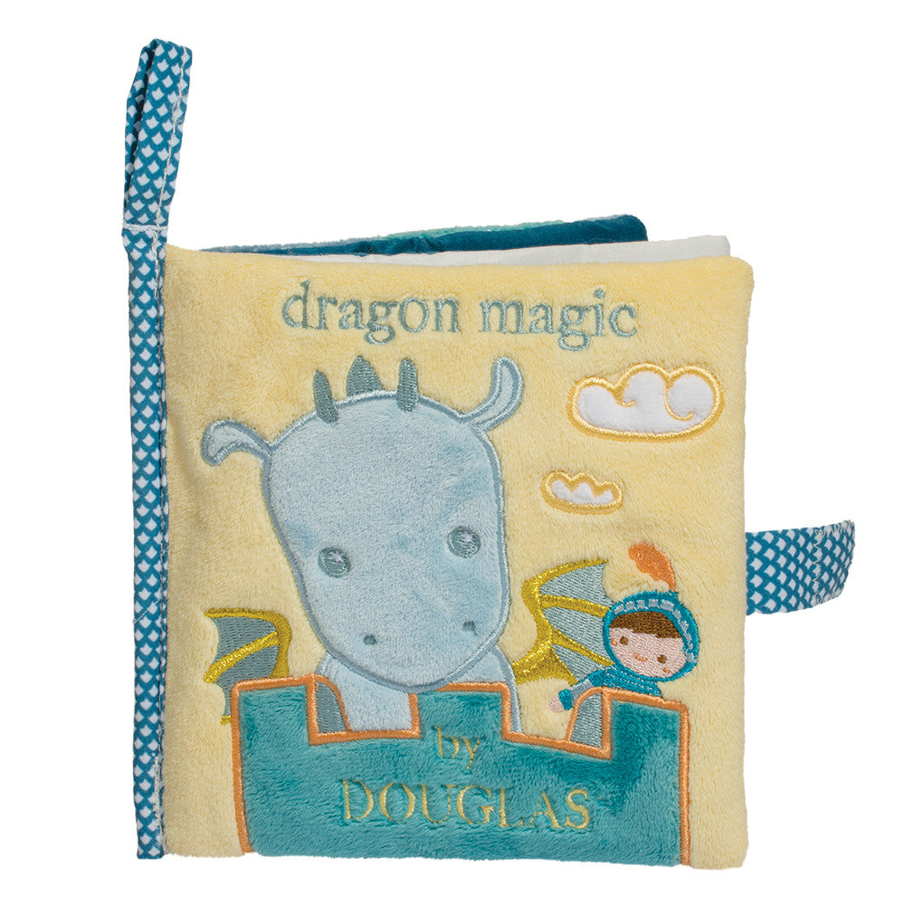 Dragon Magic Activity Book by Douglas - BloxxToys Canada