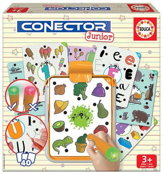 Educa Conector Junior - Kindergarden By Educa - BloxxToys