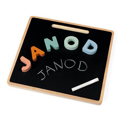 Educational Alphabet Puzzle By Janod - BloxxToys Canada