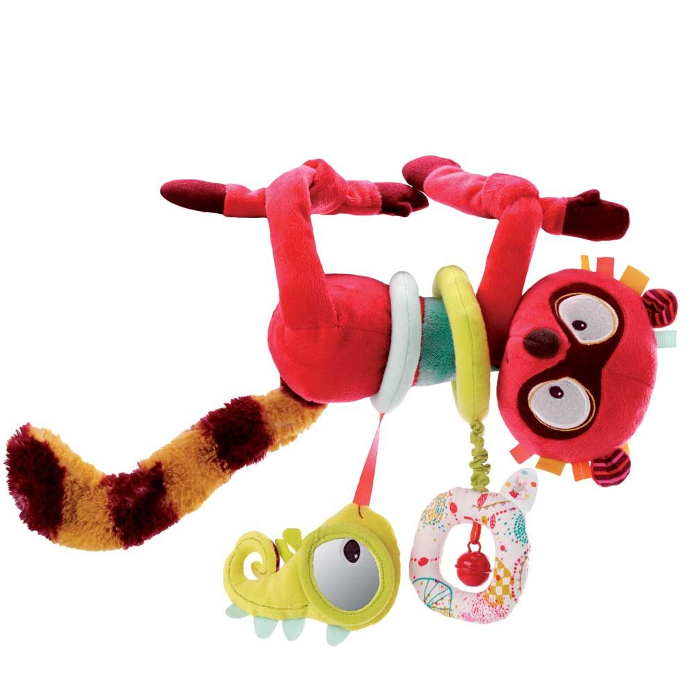 Educational toy Georges Acti-lemur - By Lilliputiens