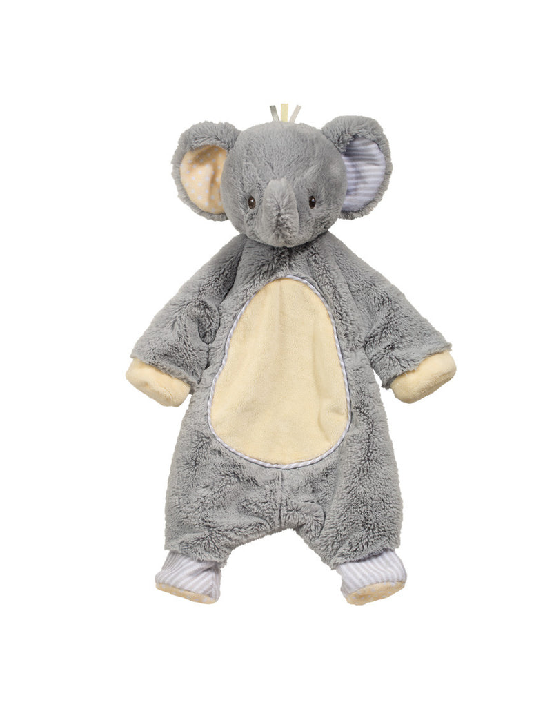 Elephant Gray Sshlumpie Soft Toy By Douglas - BloxxToys