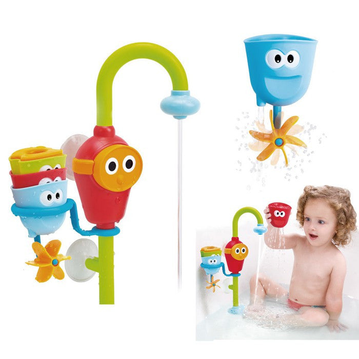 Bath Toy Battery Operated K40116 Yookidoo Flow /'N/' Fill Spout NEW