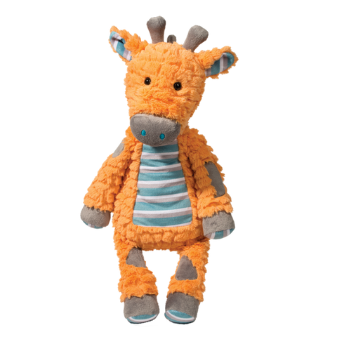 Giraffe Color Stripes Plush Toy By Douglas - Bloxx Toys - Toronto Online Toys Store