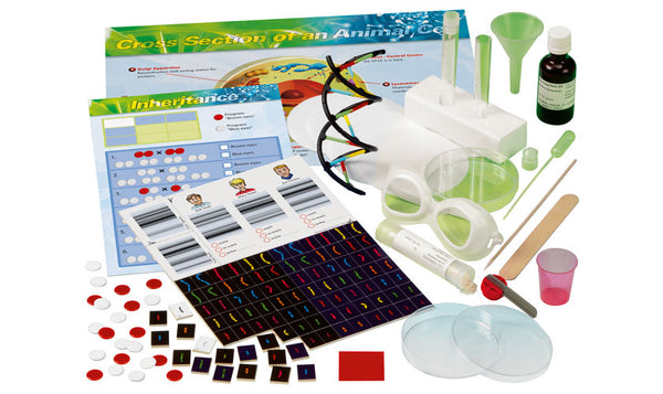 Genetics & DNA by Thames and Kosmos - Bloxx Toys - Toronto, Montreal, Vancouver, Alberta, Edmonton, Kids, Parents, Present, Shopping online, Ontario, Quebec, - Educational Online Toys Store Canada
