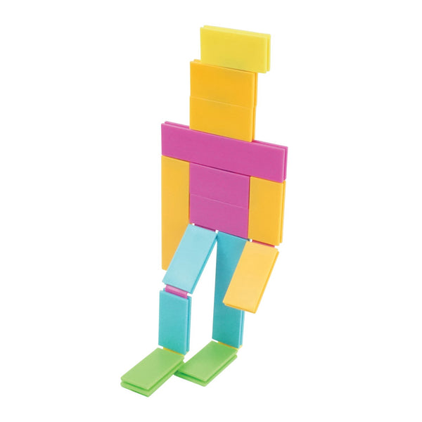 Groovey Blocks kid-friendly and educational toy MW-96908
