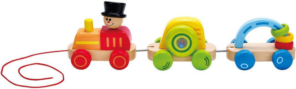TRIPLE PLAY TRAIN By Hape - Bloxx Toys - Toronto Online Toys Store - 6