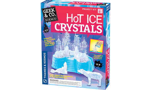HOT ICE CRYSTALS - Bloxx Toys - Toronto Online Toys Store - 1