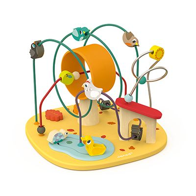 Hen & co Looping By Janod - Educational Toys - BloxxToys