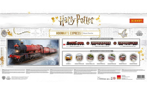 Hogwarts Express Electric Train Set By Hornby® | Train Toys