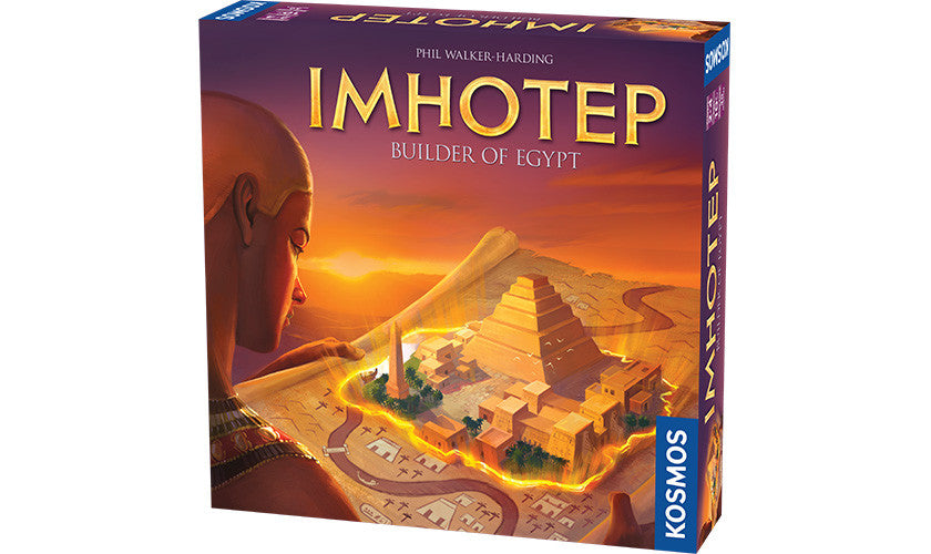 IMHOTEP BUILDER OF EGYPT - Bloxx Toys - Toronto Online Toys Store - 1