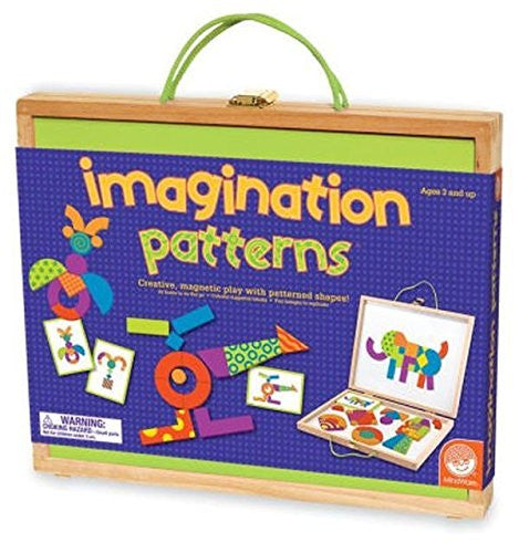 Imagination Patterns By MindWare - Bloxx Toys - Toronto Online Toys Store - 1