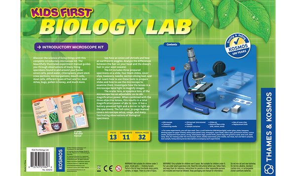 KIDS FIRST BIOLOGY LAB - Bloxx Toys - Toronto Online Toys Store - 3