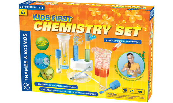 KIDS FIRST CHEMISTRY SET - Bloxx Toys - Toronto Online Toys Store - 1