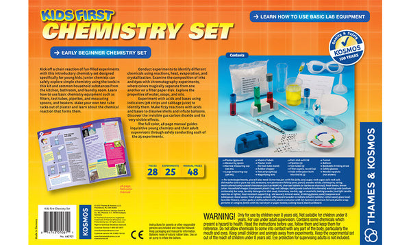 KIDS FIRST CHEMISTRY SET - Bloxx Toys - Toronto Online Toys Store - 3