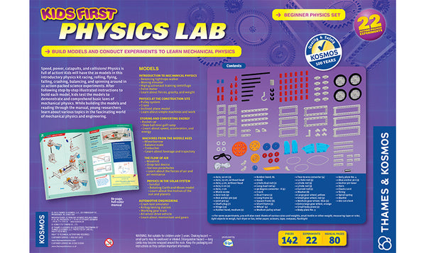 KIDS FIRST PHYSICS LAB - Bloxx Toys - Toronto Online Toys Store - 3