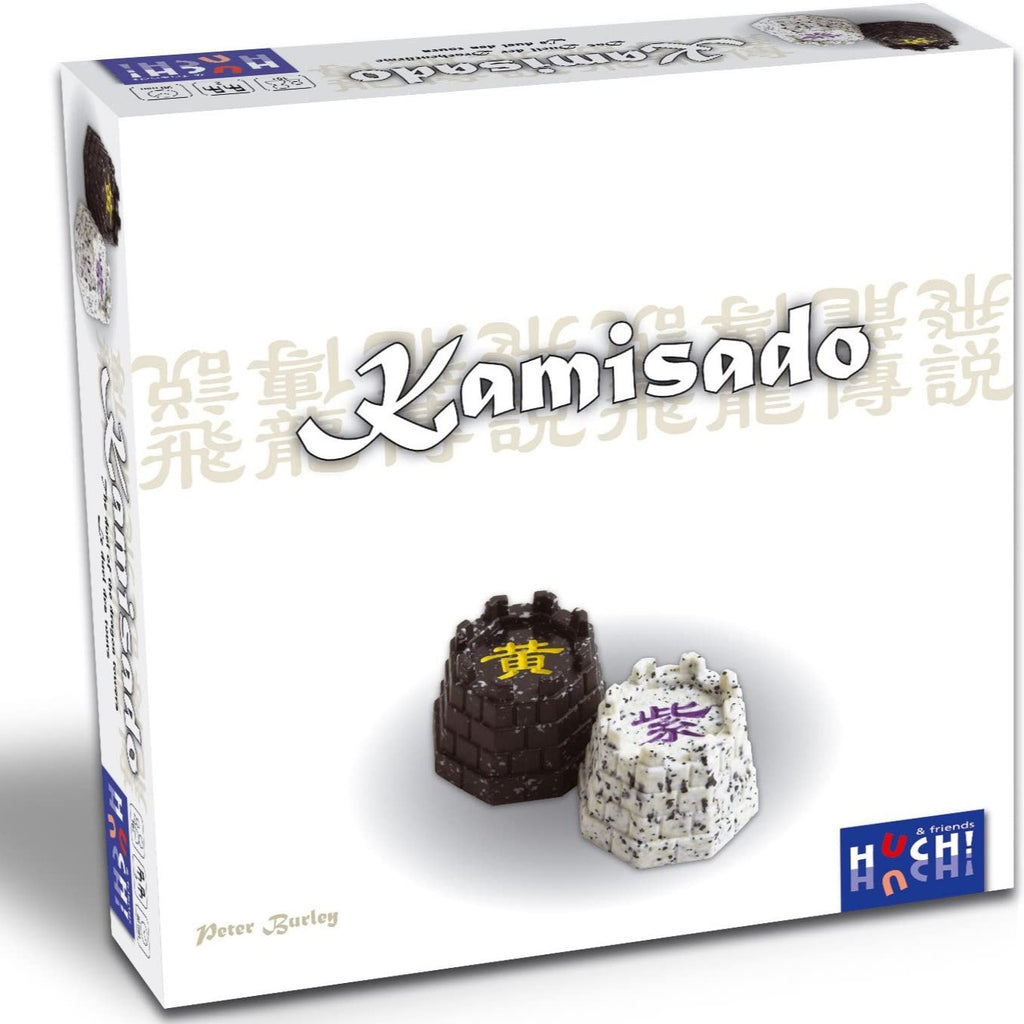 Kamisado Japanese Strategy Game By Foxmind | BloxxToys