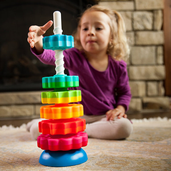 Kids Spin Again Toy By Fat Brain Toys