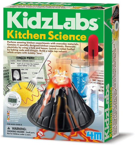 Kidz Labs Kitchen Science By 4M | Educational Toys Online