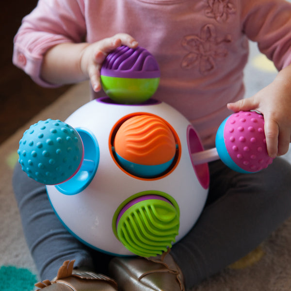 Klickity Educational Baby Toy By Fat Brain Toys