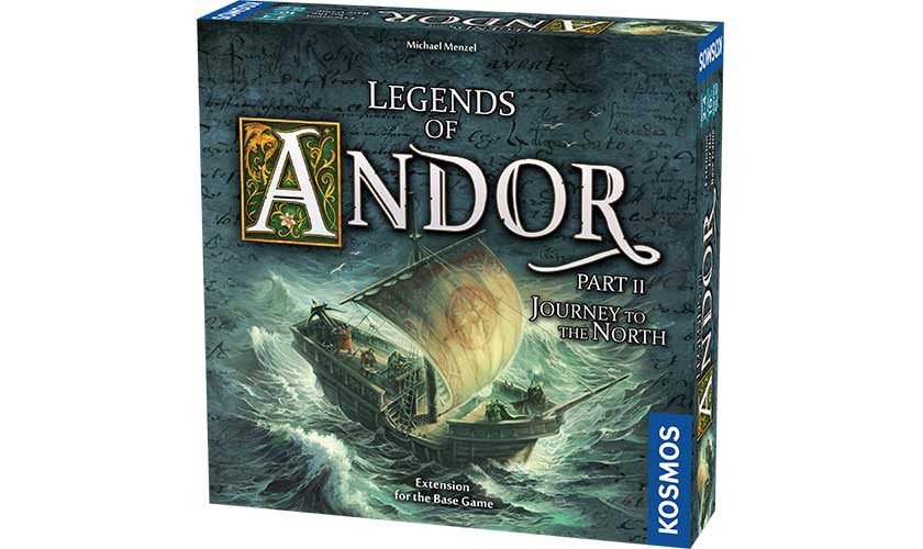 LEGENDS OF ANDOR: JOURNEY TO THE NORTH - Bloxx Toys - Toronto Online Toys Store - 1