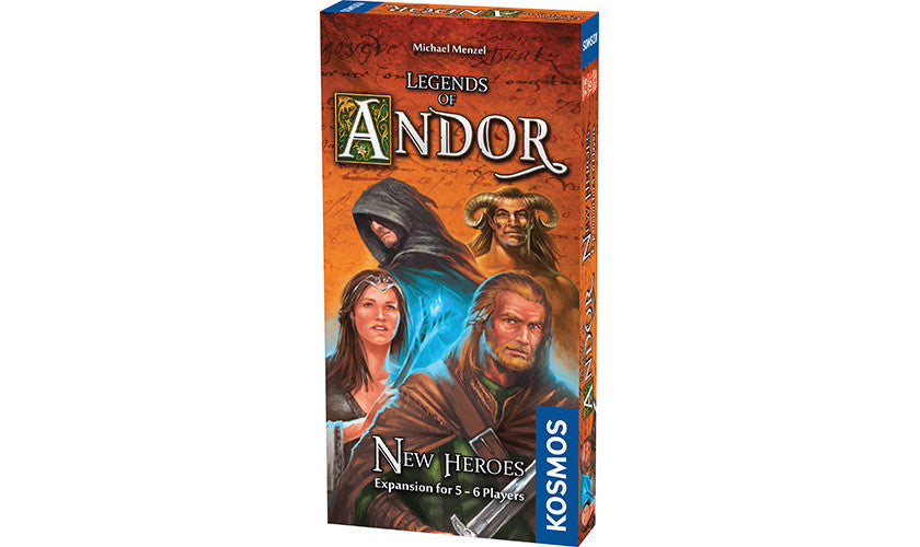 LEGENDS OF ANDOR: NEW HEROES - Bloxx Toys - Toronto Online Toys Store - 1