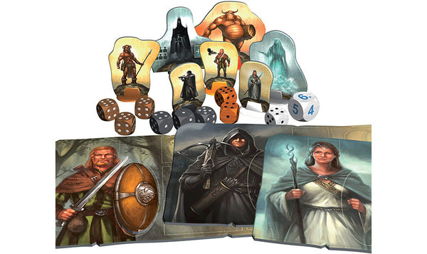 LEGENDS OF ANDOR: NEW HEROES - Bloxx Toys - Toronto Online Toys Store - 3
