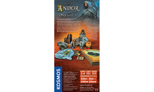 LEGENDS OF ANDOR: THE STAR SHIELD - Bloxx Toys - Toronto Online Toys Store - 2