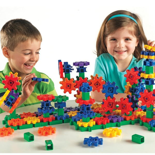 Learning Resources GEARS! GEARS! GEARS! SUPER SET - Bloxx Toys - Toronto Online Toys Store - 4