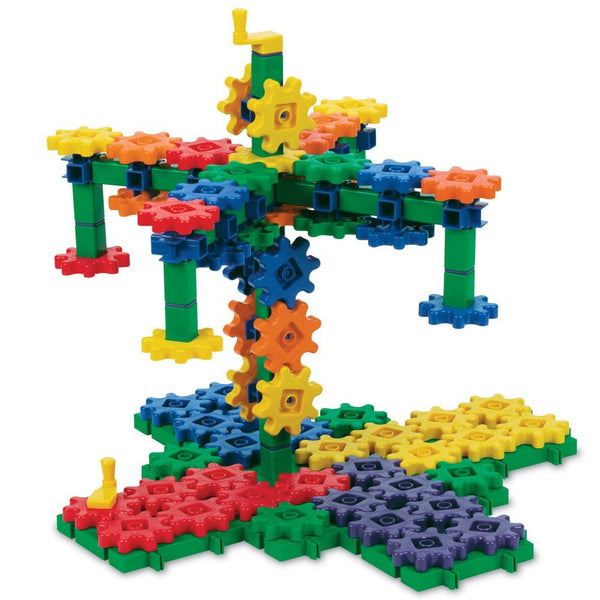 Learning Resources GEARS! GEARS! GEARS! SUPER SET - Bloxx Toys - Toronto Online Toys Store - 2
