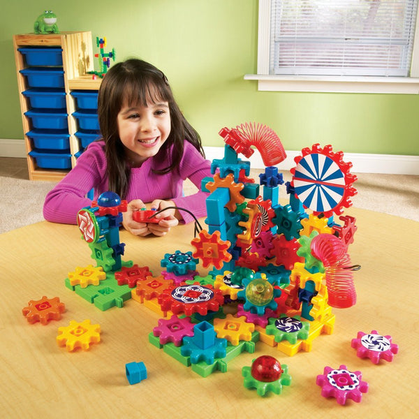 Learning Resources GEARS! GEARS! GEARS! LIGHTS & ACTION SET - Bloxx Toys - Toronto Online Toys Store - 4