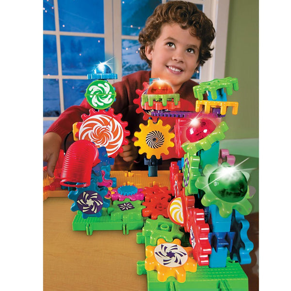 Learning Resources GEARS! GEARS! GEARS! LIGHTS & ACTION SET - Bloxx Toys - Toronto Online Toys Store - 6