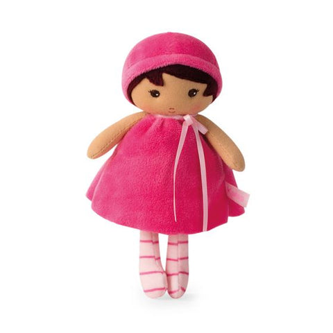 EMMA Tendresse Soft small pink Doll Toy -By Kaloo Toronto