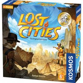 LOST CITIES - Card Game - Bloxx Toys - Toronto Online Toys Store - 1