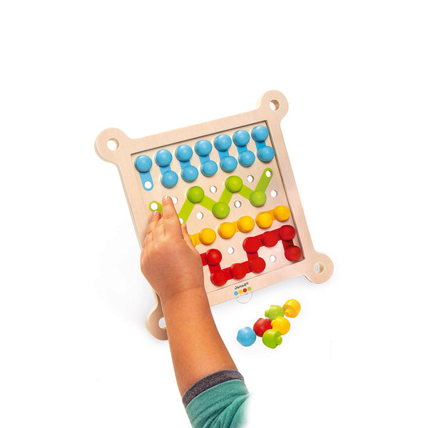 Lacing Educational Game By Janod | Online Toys Canada