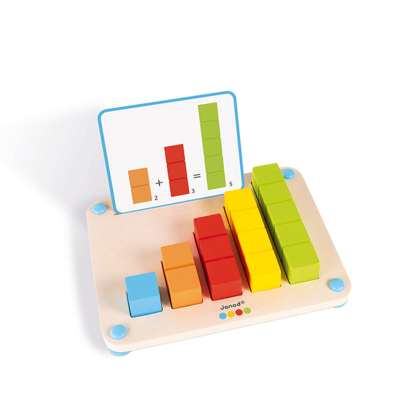 Learn How to Count By Janod | Educational Toys Canada