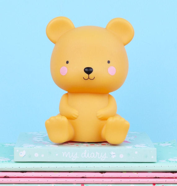 Little Light Bear Salted By Little Lovely -Bloxx Toys-Toronto toys, toy, Canada, Autism Toys, Ontario toys, Quebec toys, Children Toys,Kids Toys,Educational toys, Online Toys Store Canada