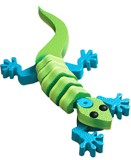 Lizards & Chameleons Foam Blocks By Bloco - Bloxx Toys - Toronto Online Toys Store - 4